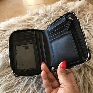 Michael Kors Bags - MK Ladies Signature Wallet (Black)